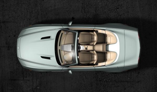 Aston Martin Zagato Cabrio Superior
