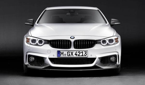 BMW Serie 4 M Performance Frontal