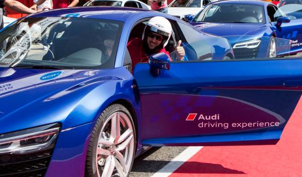 Sportscar Driving Experience