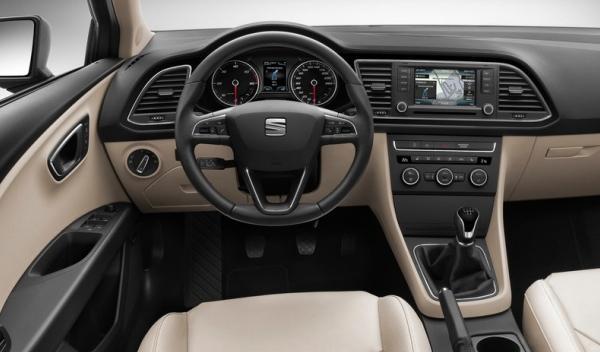 Seat León ST Interior