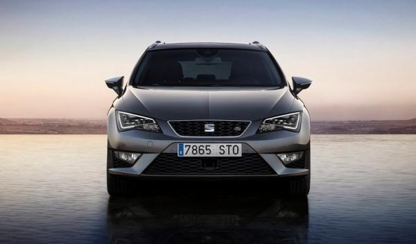 Seat León ST FR Frontal