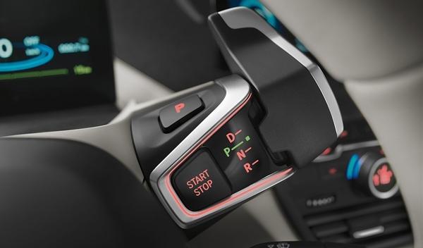 BMW i3 de producción cambio