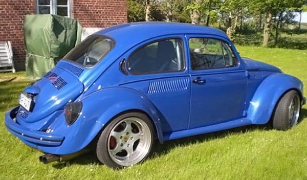 volkswagen escarabajo mejorado