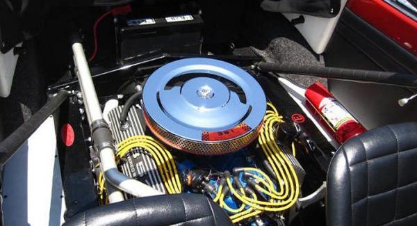 volkswagen escarabajo con motor ford