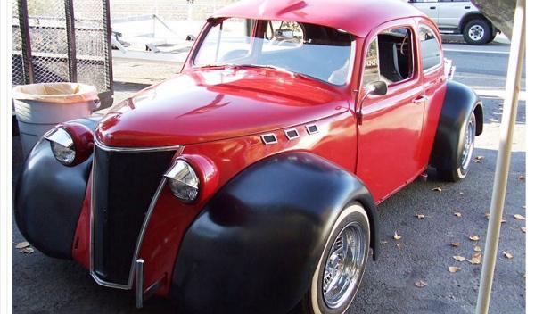 volkswagen escarabajo retro