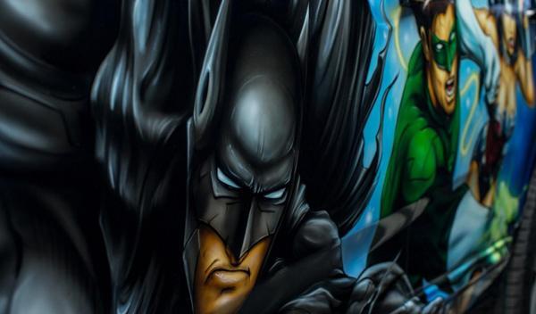 Kia Sorento Justice League detalle