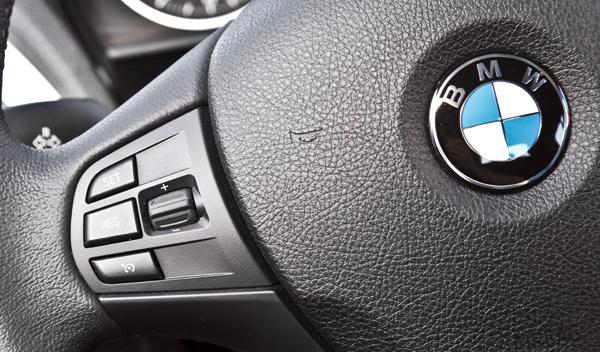 BMW 114i volante
