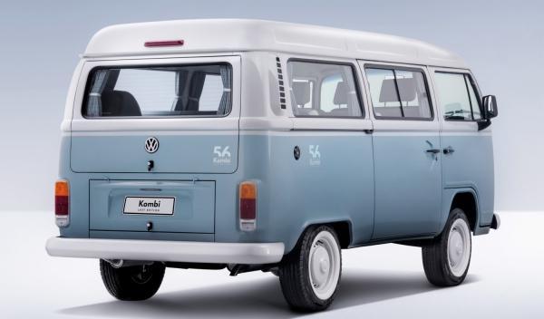 """Volkswagen T2 """"Last Eidtion"""" Trasera"""