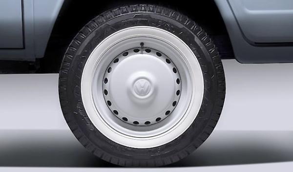 """Volkswagen T2 """"Last Eidtion"""" Ruedas"""