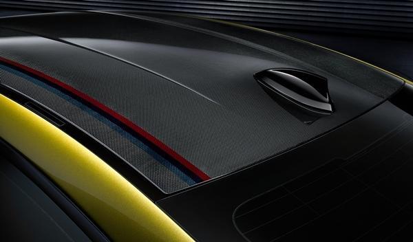 BMW Concept M4 Coupe techo
