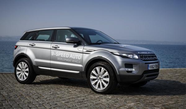Range Rover Evoque 2014 frontal