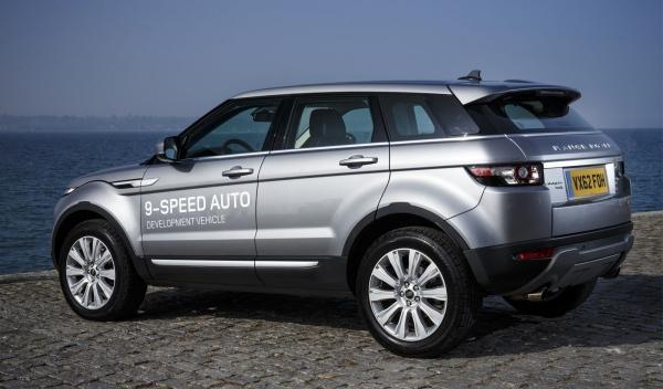 Range Rover Evoque 2014 trasera
