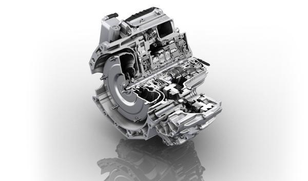 Range Rover Evoque 2014 caja de cambios