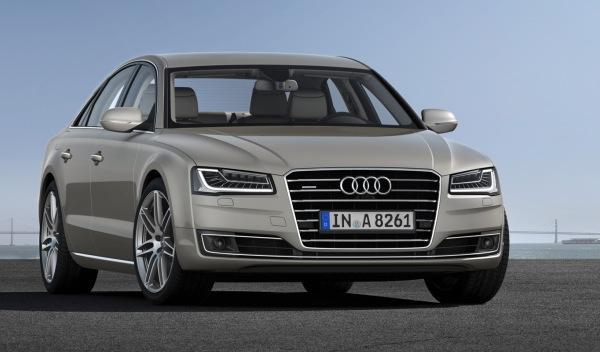 Audi A8 2013 parrilla