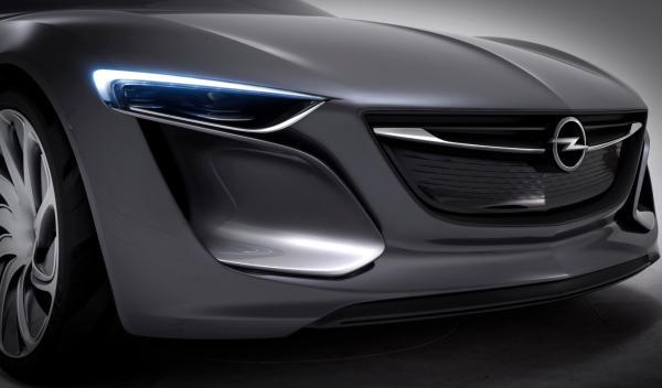 Morro Opel Monza 2014