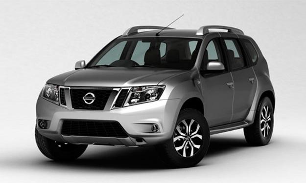 Nissan Terrano 2013 delantera