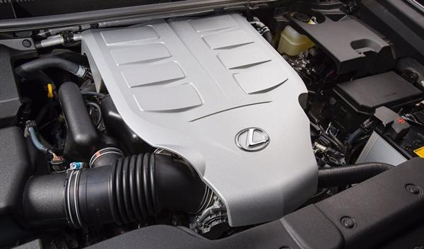 Lexus GX 460 2014 motor
