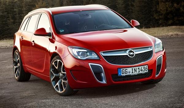 Opel Insignia OPC 2014 delantera 2