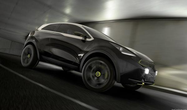 Kia Niro Concept lateral