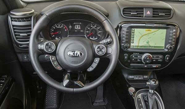 Kia Soul 2014 interior