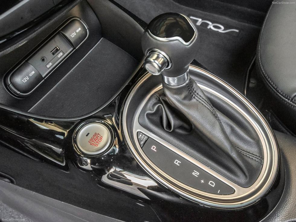 Kia Soul 2014 cambio automático