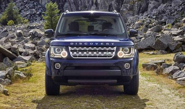 Land Rover Discovery 2013 frontal