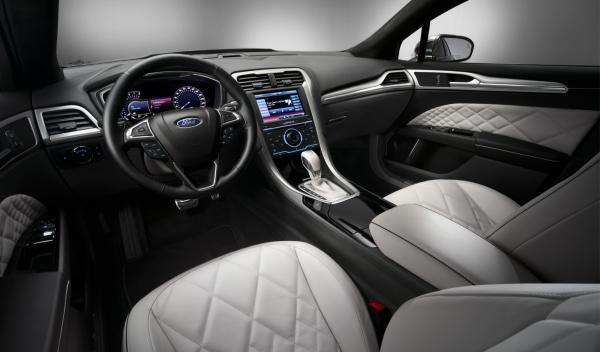 Ford Mondeo Vignale Concept Interior
