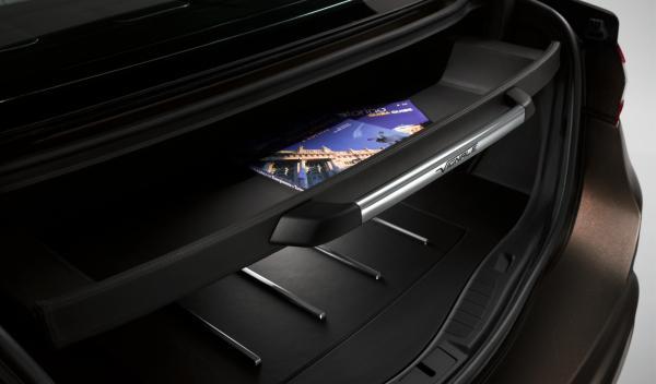 Ford Mondeo Vignale Concept Detalle Maletero
