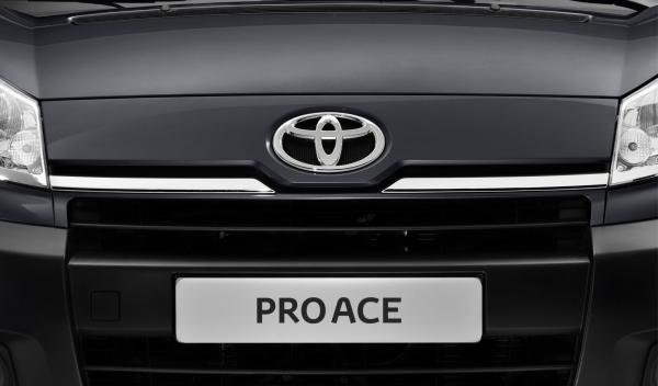 Toyota Proace frontal