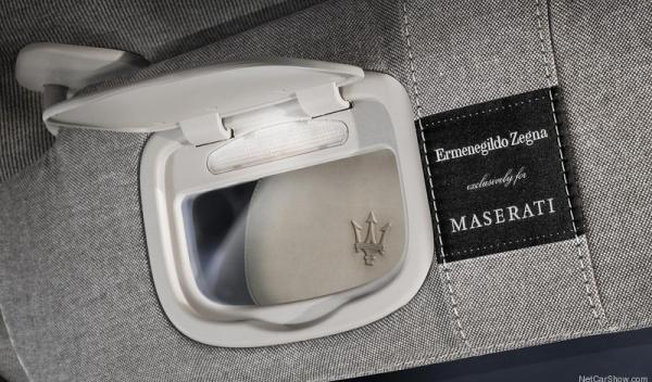Maserati Quattroporte detalle