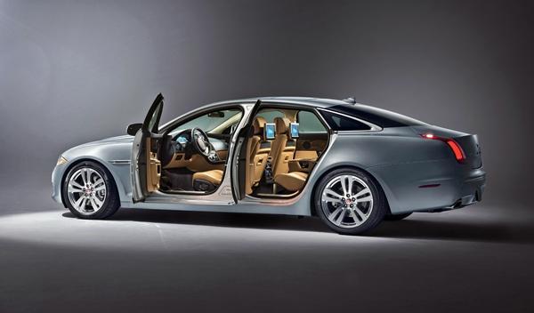 Jaguar XJ 2014 LWB