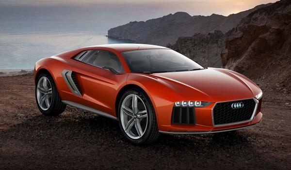Audi Nanuk Quattro Concept delantera