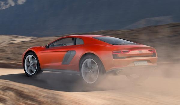 Audi Nanuk Quattro Concept tierra