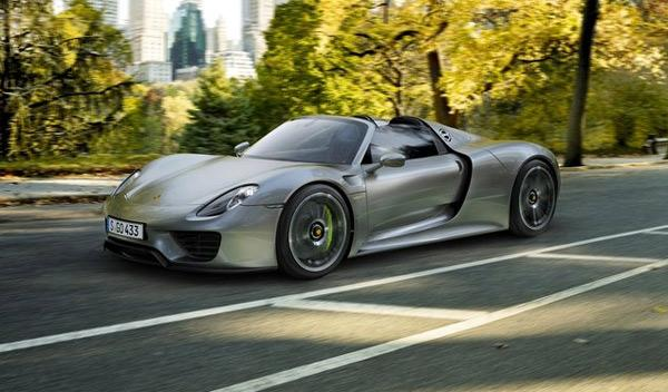 llamada a revisi n del porsche 918 spyder por la. Black Bedroom Furniture Sets. Home Design Ideas