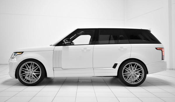 Range Rover Startech lateral