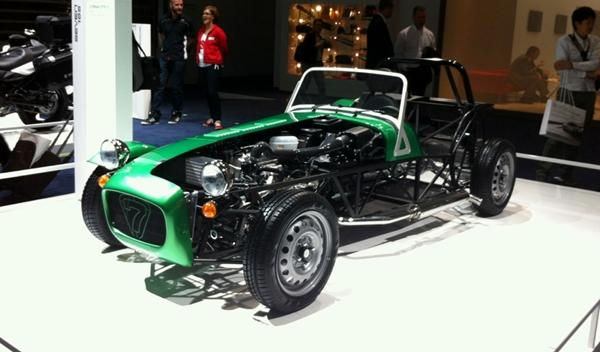 Caterham Seven 165 chasis