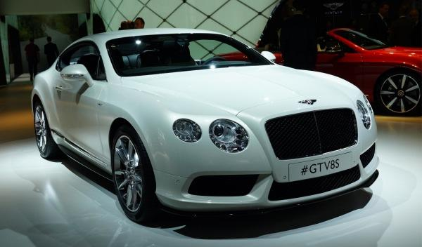 Bentley Continental GT V8 S Coupe Convertible frankfurt