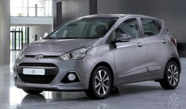 Hyundai i10 2014 delantera