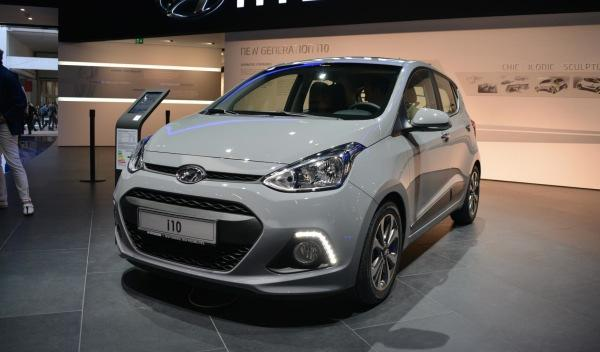Hyundai i10 2014 frankfurt