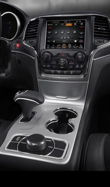 Jeep Grand Cherokee_cambio