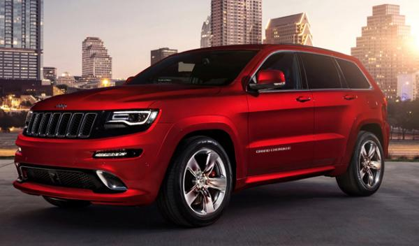 Jeep Grand CherokeeST_frontal