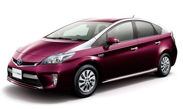 Toyota Prius 2014 delantera