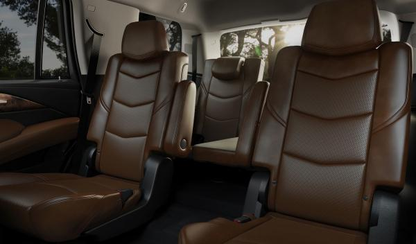 Cadillac Escalade asientos