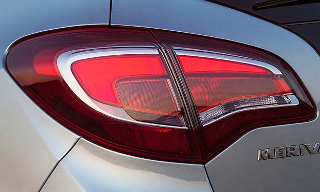 Opel Meriva 2014 pilotos