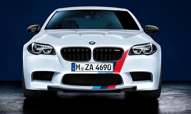 BMW M5 M Performance delantera
