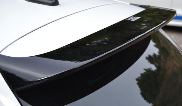 VW Polo R WRC alerón