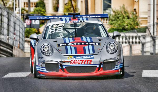 Loeb Porsche SuperCup Mónaco Montmeló