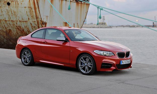 BMW Serie 2 Coupé delantera