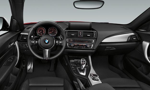BMW Serie 2 Coupé salpicadero