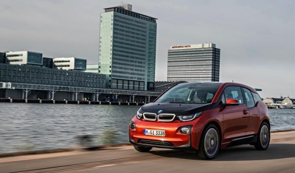 BMW-i3-ciudad